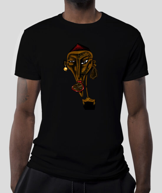 Rustic-Turkana-Men-Black